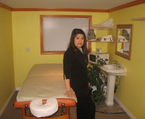 Gracie's Home Deep Tissue Massage Studio - Private and Quiet